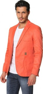 JACK MORGAN SLIM FIT BLAZER - Orange