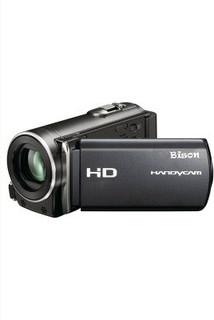 Bison HD-70 HD Handycam Camcorder Black