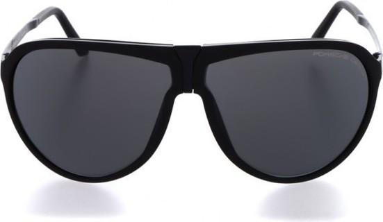 Porsche Design AVIATOR MEN SUNGLASSES - Black