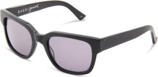 Raen Garwood GAR-018-SMK Wayfarer Sunglasses,Matte Black,54 mm