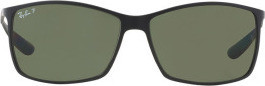 Ray Ban Liteforce Tech Rectangular Polarized Men Sunglasses (RB4179-601S9A)