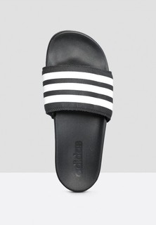 Adidas Adillete Cloudform Slide Sandals - Black