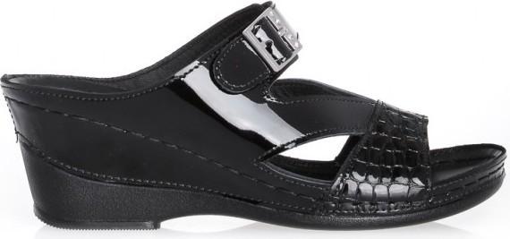 Comfort Plus Arabic sandals - Black