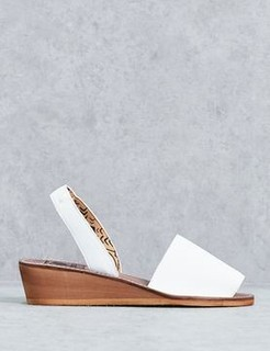 Down To Earth Menorcan Wedge Sandals