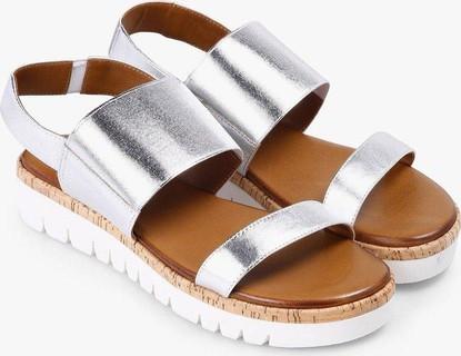 ALDO Silver Toni Sandals