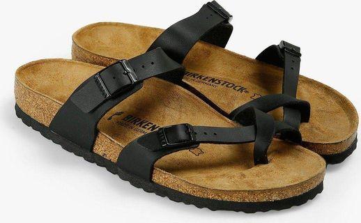 Birkenstock Women's Mayari Black Birko-Flor Sandals