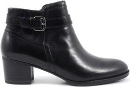 Tamaris Swish Black Color Boots for Women WOR25329