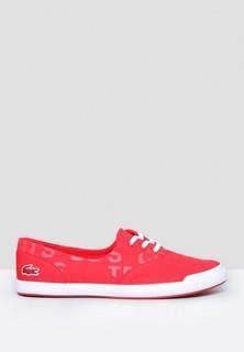 LACOSTE Lancelle 3 Eye 117 2 Sneakers - Red