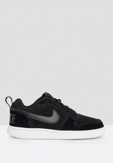 Nike Court Borough Low Sneakers - Black