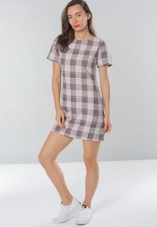 Tfnc LONDON Chekered Dress - Pink