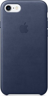 Apple iPhone 7 Leather Case MMY32- MIDNIGHT BLUE