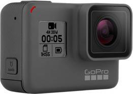 GoPro Hero 5 4K Action Video Camera 12 MP, Black
