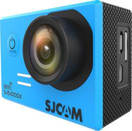 SJCAM CAM-SJ5000x-BL Sports and Action Video Camera 12.4 MP, Blue