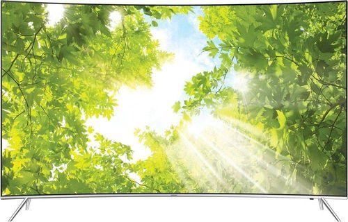 Samsung 65 Inch Curved 4K SUHD Smart LED TV - 65KS8500