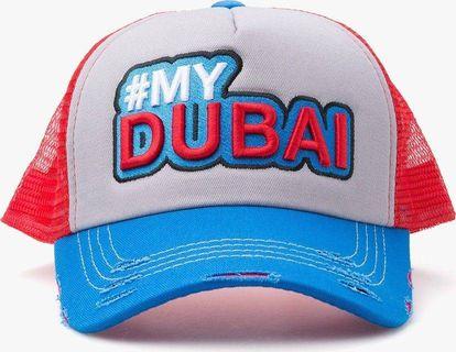 Caliente My Dubai Snapback Cap