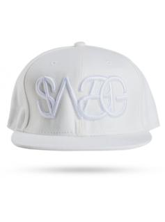 Creo SWAG SNAPBACK - White