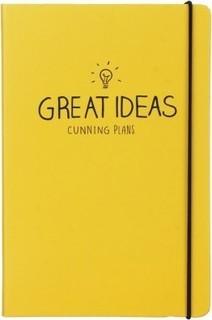 Happy Jackson Great Ideas A5 Notebook