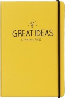 Happy Jackson Great ideas A6 notebook
