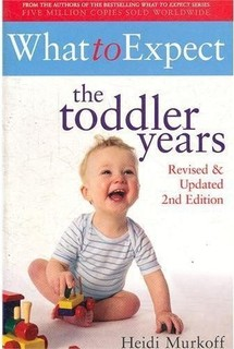 Jashanmal Bookstore What to Expect: The Toddler Years 2nd Edition