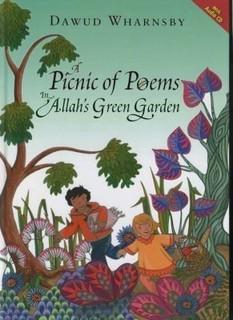 HilalFul Book & CD - A Picnic Of Poems In Allah's Green Garden