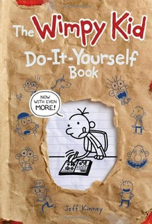 Jashanmal Bookstore Diary Of A Wimpy Kid: Do-It-Yourself Book