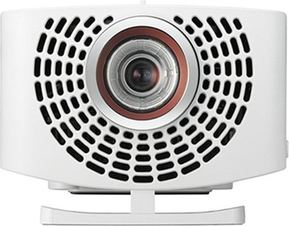 LG Electronics Full HD Smart Home Theater Projector White - PF1500G 3789