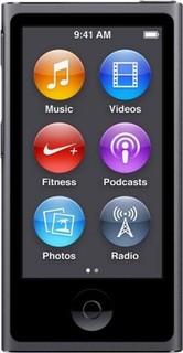 Apple iPod nano 16GB, Space Gray