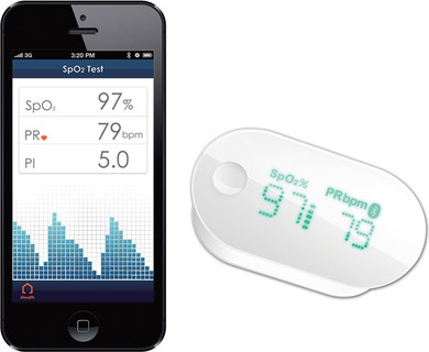 Ihealth Po3 Wireless Pulse Oximeter