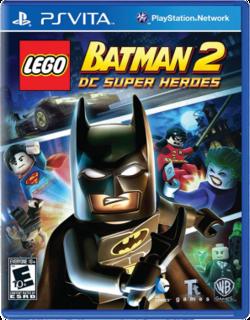 Lego Batman 2 for PS Vita