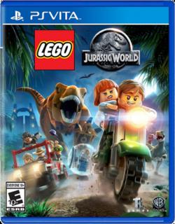 Lego Jurassic World for PS Vita