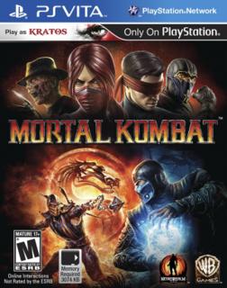 Mortal Kombat for PS Vita