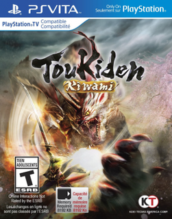Toukiden Kiwami for PS Vita