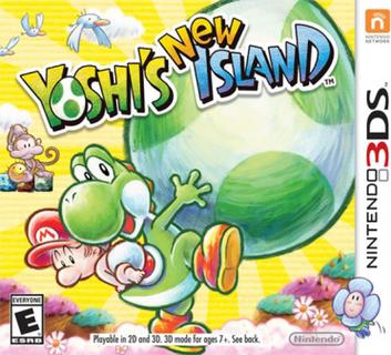 Yoshis New Island for Nintendo 3DS