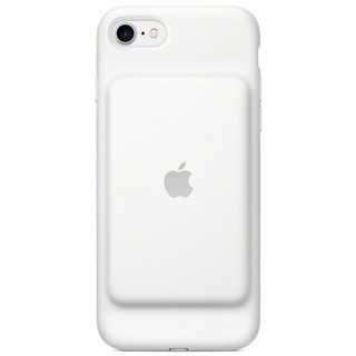 Apple Smart Battery Case for iPhone 7 MN012, White