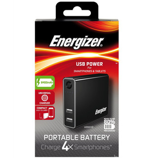 Energizer UE8410 8400mAh Power Bank Chargers