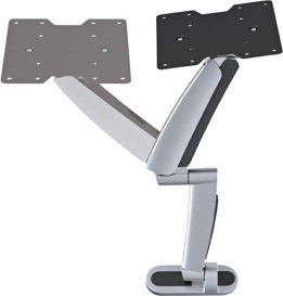 Iplay 9923 Universal Robot Motion Dual LCD LED TV Wall Stand