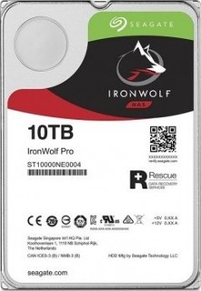 Seagate 10TB IronWolf 7200RPM SATA 6Gb s 256MB Cache 3.5-Inch NAS Hard Disk Drive | ST10000VN0004