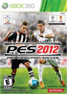 Pro Evolution Soccer 2012 for Xbox 360