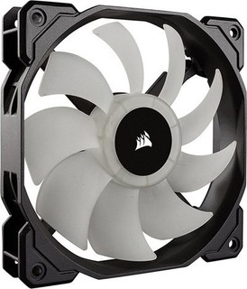 Corsair SP Series SP120 RGB LED 120mm High Performance LED Single Fan With Controller - CO-9050059-WW 125