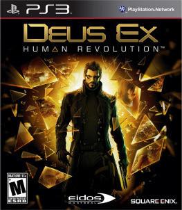 Deus Ex for PS3