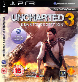 Uncharted 3 for PS3