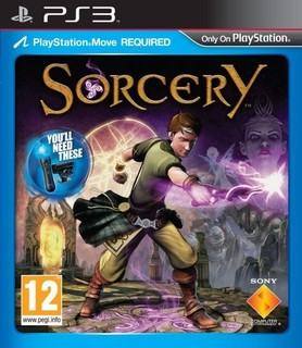 Sorcery Move Required by Sony (2012) for PlayStation 3