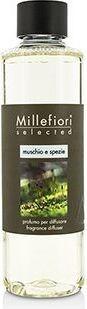 Millefiori Selected Fragrance Diffuser Refill - Muschio E Spezie