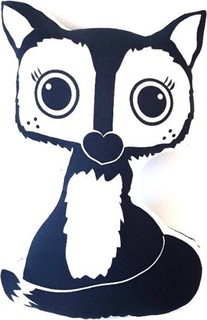 Joba - Foxy Cushion