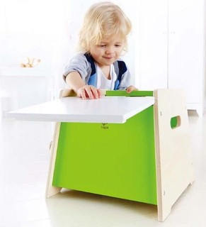 Hape Sit and Stow Stool [E1045]