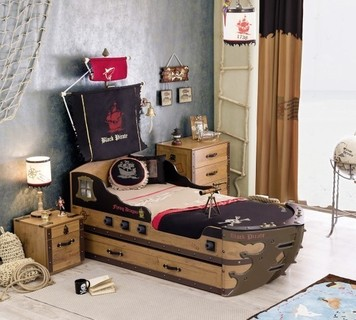 Cilek Pirate Medium Pull-out Drawer