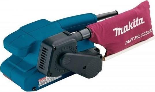 Makita 76mm x 457mm Turquoise Belt Sander, 9910