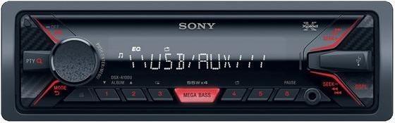 Sony Media Receiver with USB & Player - DSX A100U