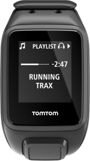 TomTom Spark Music GPS Fitness Watch Large