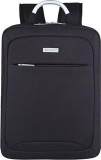 Shaolong Portable Shoulder laptop Backpack - Black